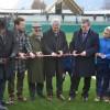Inaugurazione Centro Tecnico Federale a Egna