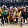 WINTER CUP: il trofeo di calcio a cinque è della Febbre Gialla