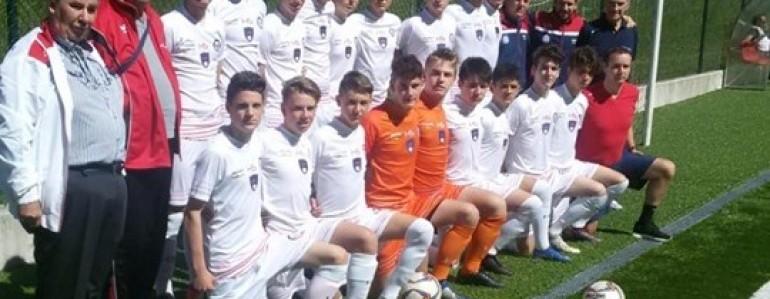 ARGE ALP – ausgezeichneter 2. Platz für die Auswahl U15 B-Jugend