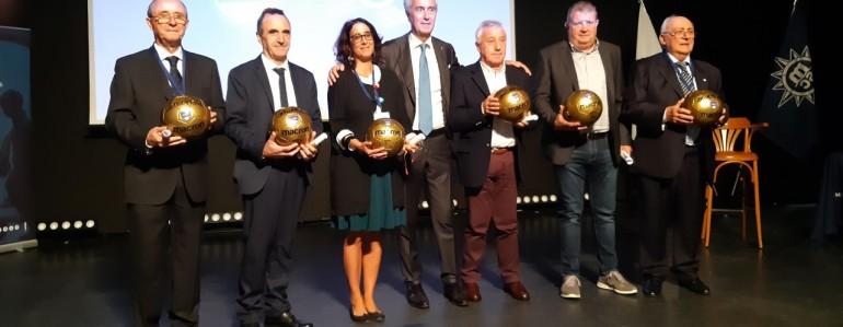 IL CPA di Bolzano a bordo di MSC Crociere – Renzo Rossi premiato dalla LND