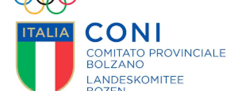 Sonderbeiträge des C.O.N.I. an alle Amateursportverbände und Amateursportvereine der Autonomen Provinz Bozen