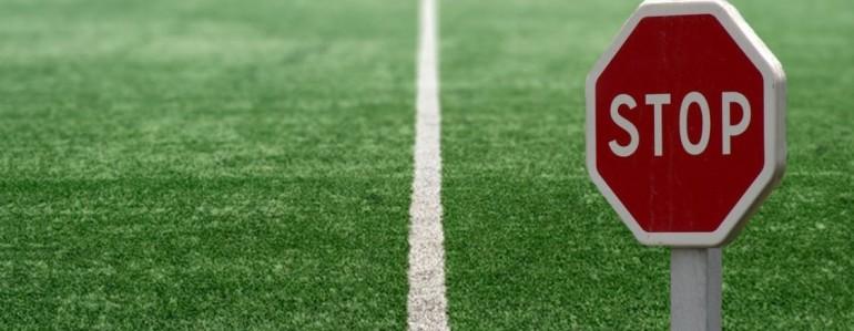 Aussetzung Sportwettkämpfe und Training