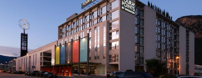WAHLVERSAMMLUNG am 09/01/2021 im Hotel Sheraton in Bozen